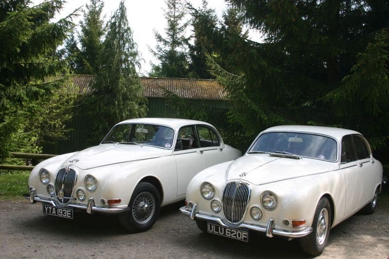 S-Type Jaguars
