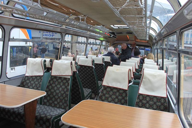 AWC Buses Interior