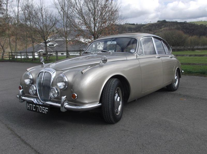 1968 Daimler V8 250 Saloon