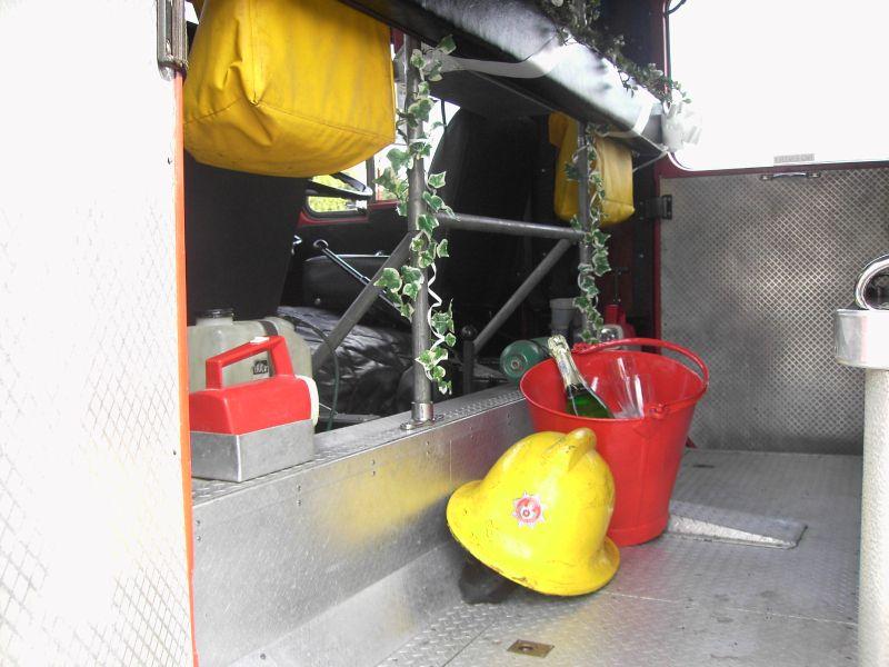 Dennis Fire Engine Equipment