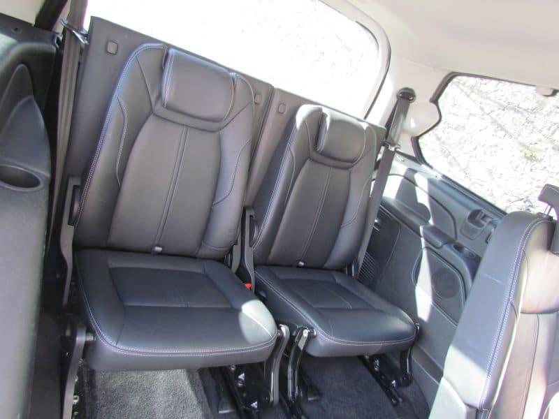 Ford Galaxy Interior 1