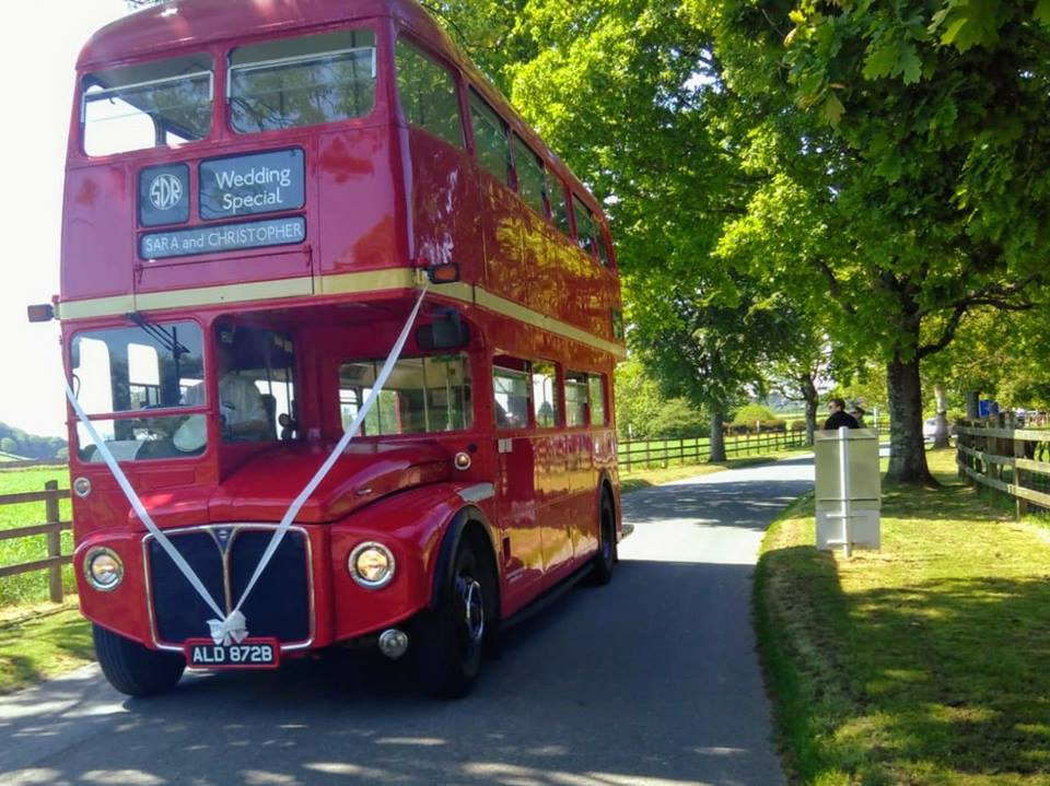 1964 London Transport Routemaster bus RM1872